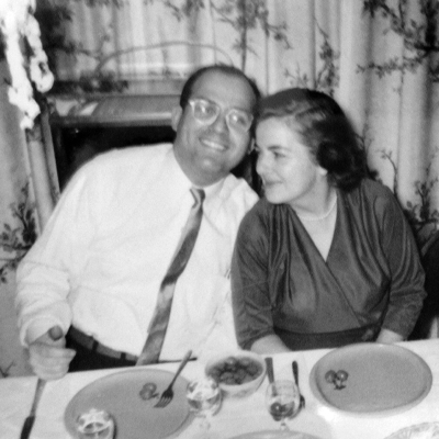 Paul D. and Ada P. Speranza, circa 1960